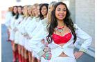 Girls Formel 1 GP USA 2012