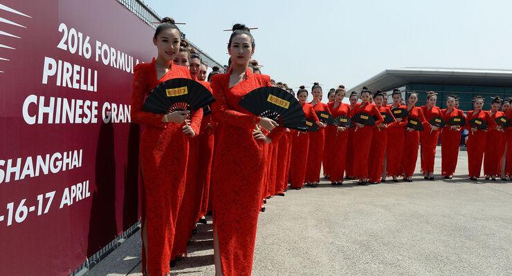 Girls - GP China 2016