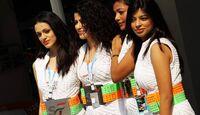 Girls GP Indien - Formel 1 - GP Indien - 26. Oktober 2012