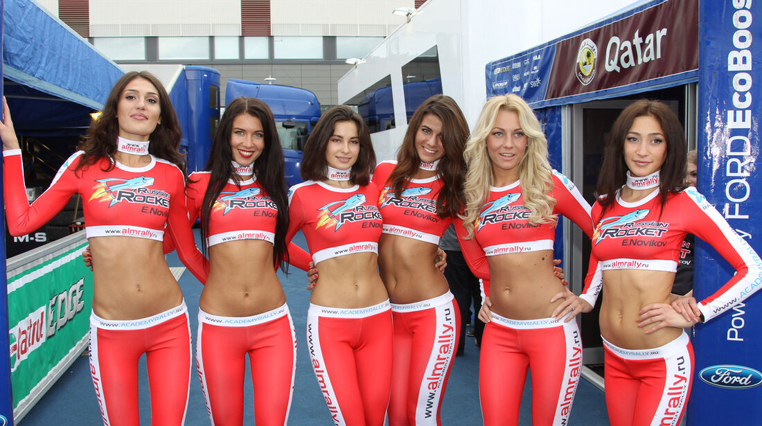 Girls - Rallye Finnland 2013