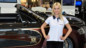 Girls - Tuning World Bodensee 2014 - Messe Friedrichshafen