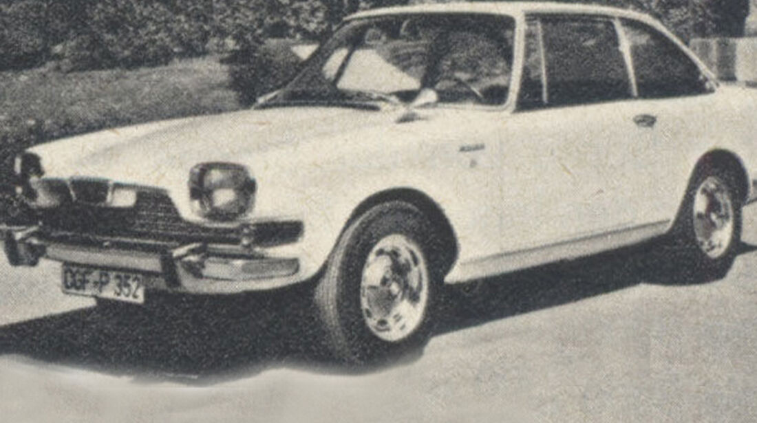 Glas, 300, IAA 1967
