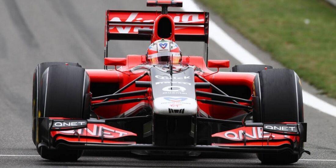 Glock Formel 1 GP China 2011