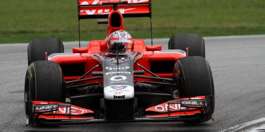 Glock GP Malaysia 2011 Formel 1