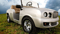 Golf Car Bentley Continental