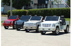 Golf Car Chevrolet Escalade