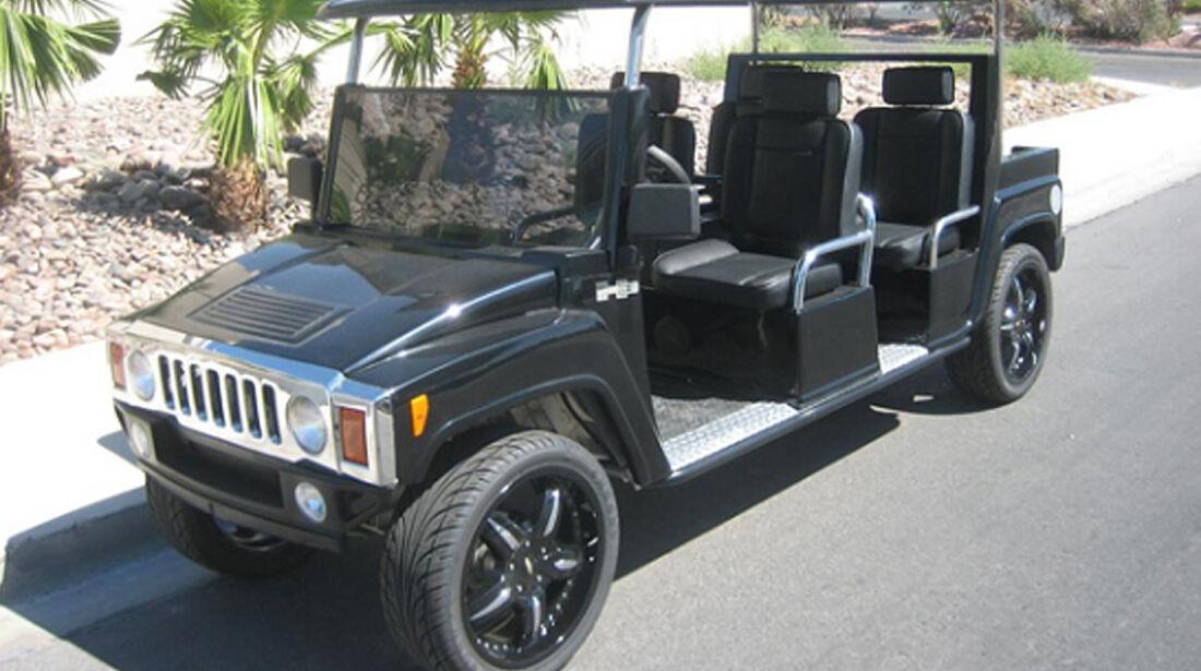 Golf Car Hummer H3