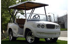 Golf Car Luxury Ride