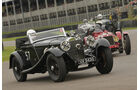 Goodwood Revival Meeting, Mercedes SSK