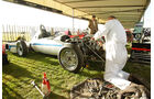 Goodwood Revival Meeting, Reparatur