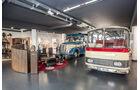 Gottlob Auwärter Museum, Reisebusse