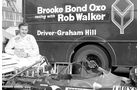 Graham Hill - Lotus 49C - Spa 1970