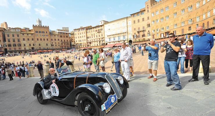 Gran Premio Nuvolari, BMW 328, Sienna