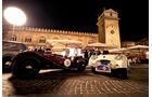 Gran Premio Nuvolari, Parkplatz