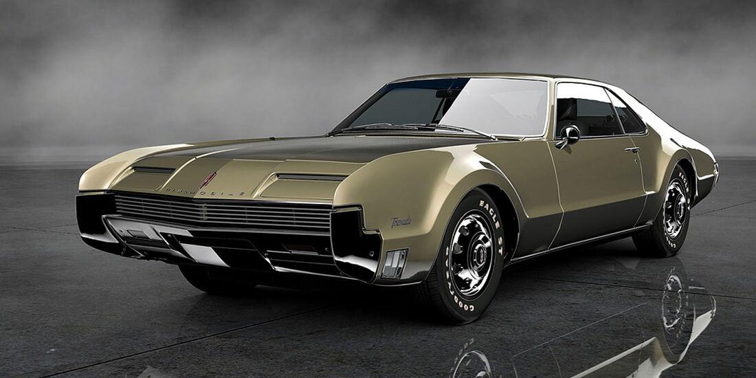 Gran Turismo 6 - Jay Leno 1966 Oldsmobile Toronado
