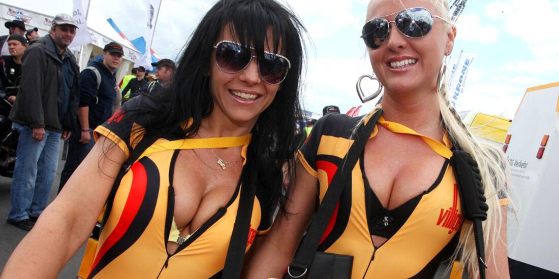 Grid Girl 24h Nürburgring 2011