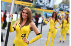 Grid Girl - Formel 3 EM - Brands Hatch - 2013