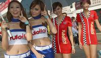 Grid Girls 2010 Macau
