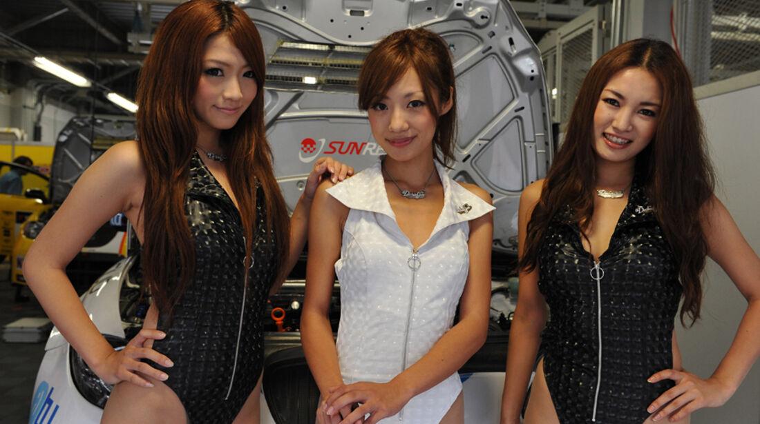Grid Girls 2011