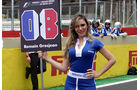 Grid Girls - Formel 1 - GP Brasilien 2014