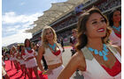 Grid Girls - Formel 1 - GP USA - Austin - 2016