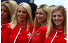 Grid Girls - GP Deutschland - Nürburgring - 23. Juli 2011
