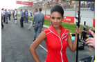 Grid Girls - GP Indien 2020