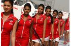 Grid Girls - GP Indien 2051