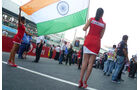 Grid Girls - GP Indien 2054