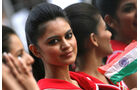 Grid Girls - GP Indien 2061