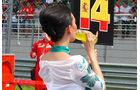 Grid Girls - GP Malaysia 2014 - Formel 10
