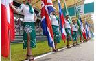 Grid Girls - GP Malaysia 2014 - Formel 30