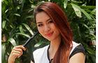 Grid Girls - GP Malaysia 2014 - Formel 8