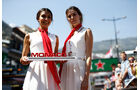 Grid Girls - GP Monaco 2018 - Formel 1