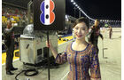 Grid Girls - GP Singapur 2017