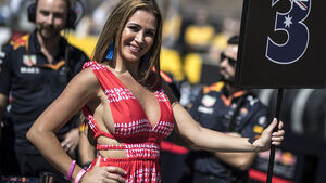 Grid Girls - GP USA 2017 - Austin