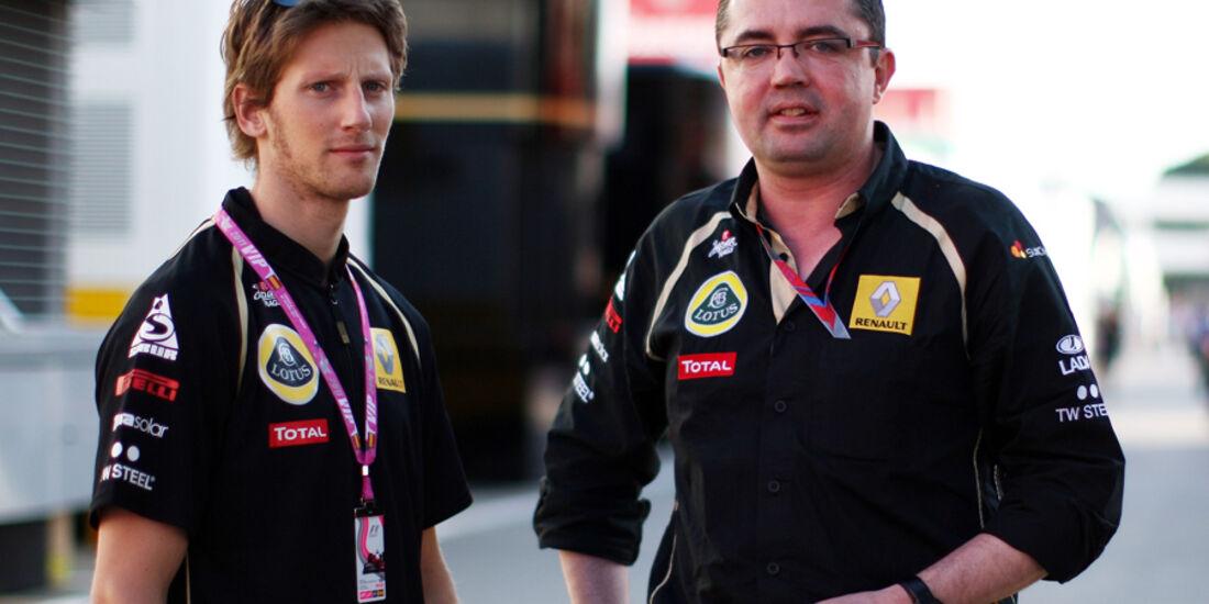 Grosjean & Boullier