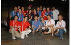 Gruppe asiatischer Alfisti