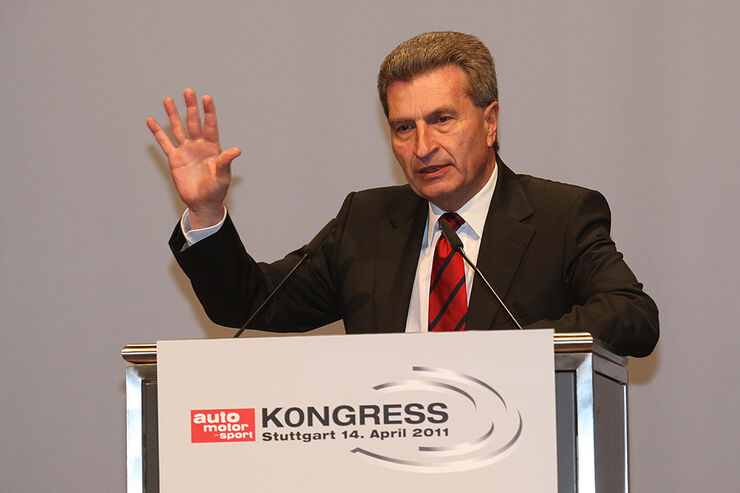 Günter Oettinger