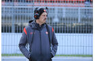 Guenther Steiner - HaasF1 - F1-Test - Barcelona - 27. Februar 2017