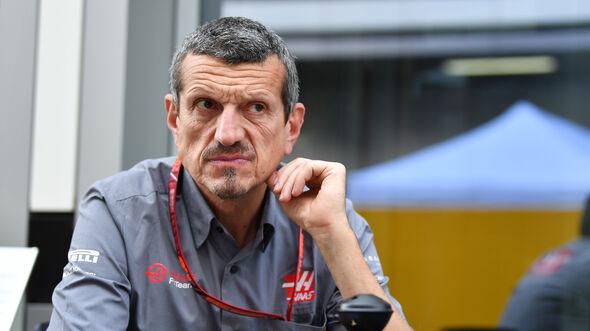 Guenther Steiner - HaasF1 - Formel 1 - 2018