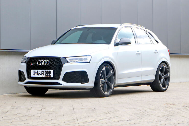 Anzeige h r audi rs q3 performance auto motor und sport for H and r motors