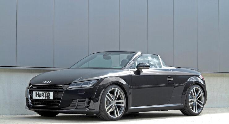 H&R Audi TT Roadster