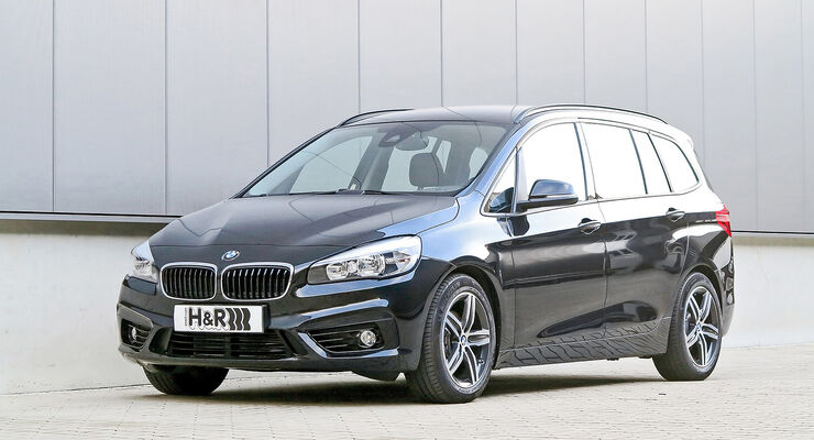 H&R BMW 216 d Gran Tourer