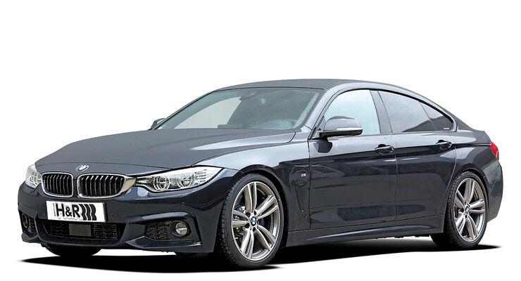 H&R BMW 4er Gran Coupé