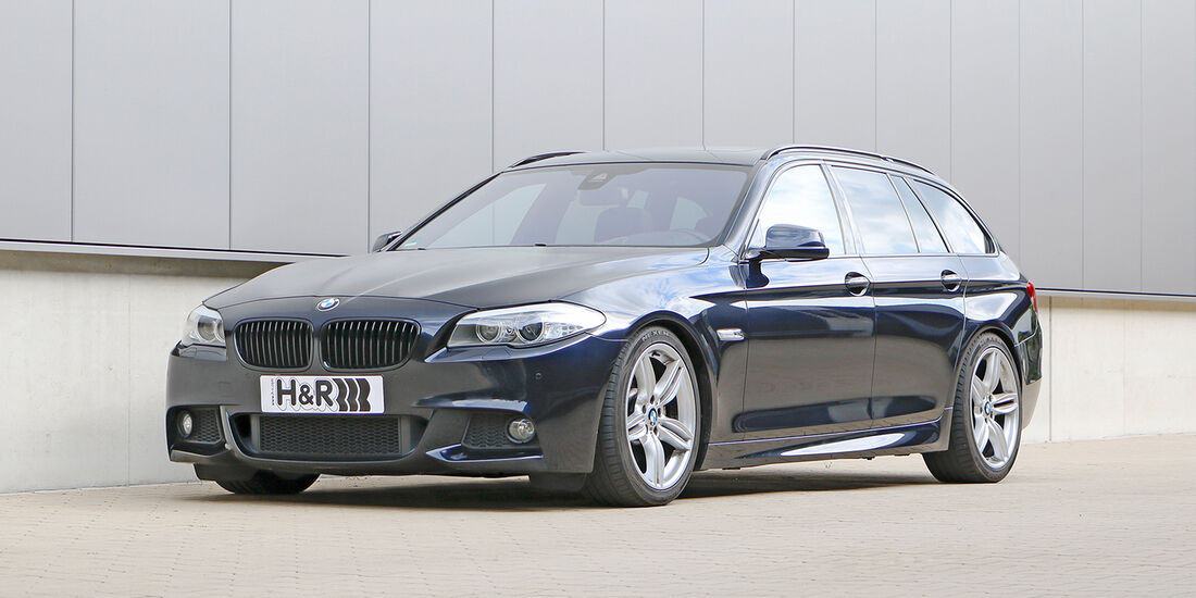 H&R BMW 5er Touring