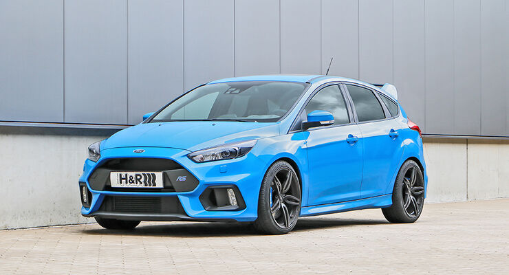 H&R Ford Focus RS