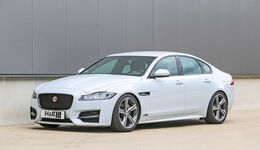 H&R Jaguar XF 20d