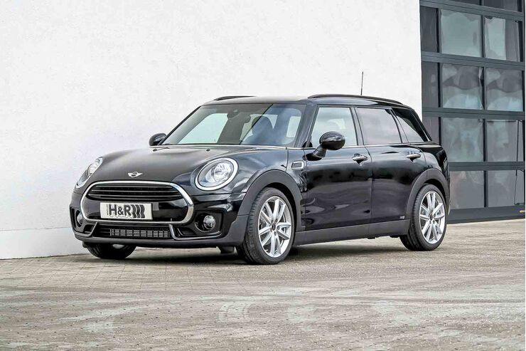 H&R Mini Clubman Cooper S