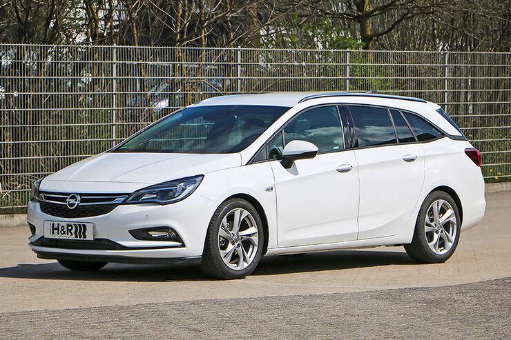 H&R Opel Astra Sports Tourer